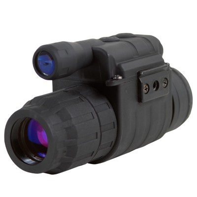 Монокуляр Sightmark Ghost Hunter ночной электронно-оптический, 2x24, обнаружение 120м, IR 805nm, 2xAA, до 72ч, 250г